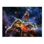 Nebulosas de Carina en la NASA del espacio Postales