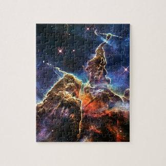 Nebulosas de Carina Puzzle Con Fotos