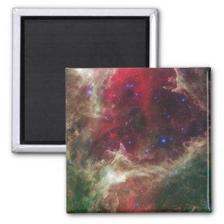 Nebulosas de la emisión de la nebulosa del alma en imanes para frigoríficos