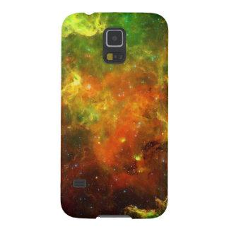 Nebulosas de norteamericano y del pelícano fundas de galaxy s5