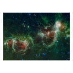 Nebulosas del corazón y del alma posters