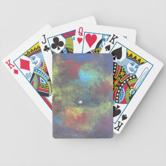 Nebulous Dream Bicycle Playing Cards