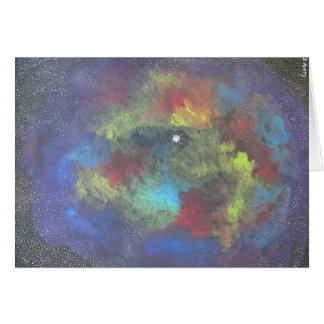 Nebulous Dream Card
