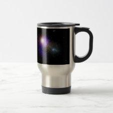 Nebulous Sky Mugs