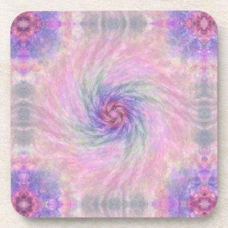 Nebulous Spiral 1  Cork Coaster Set