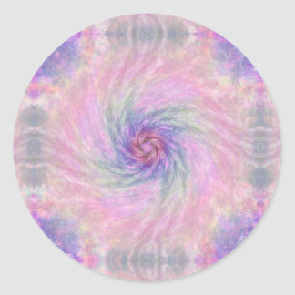 Nebulous Spiral 1  Stickers