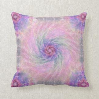 Nebulous Spiral 1  Throw Pillow