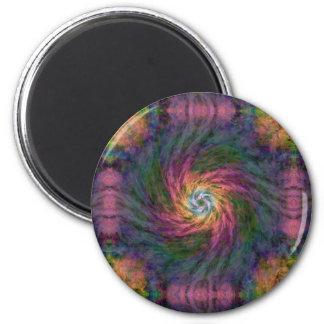 Nebulous Spiral 2  Magnet
