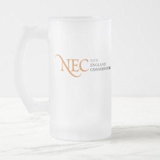 NEC Frosted Mug