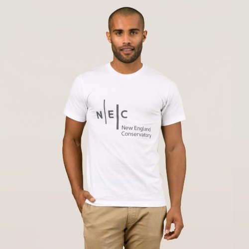 NEC Mens Basic American Apparel T_Shirt