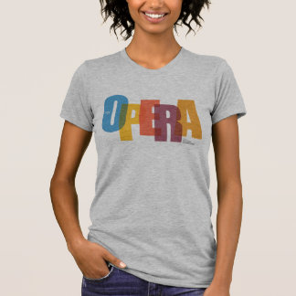 NEC Opera T-Shirt (Female)