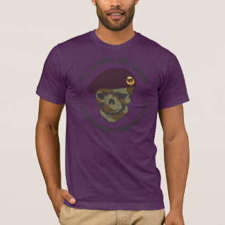 Nec Temere Nec timid one 12 Recce T-Shirt