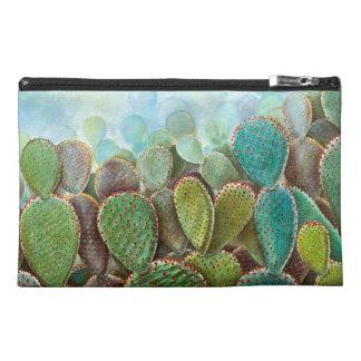 Neceser cactus travel accessory bag