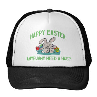 Necesidad de Anybunny señoras felices de una Pascu Gorras