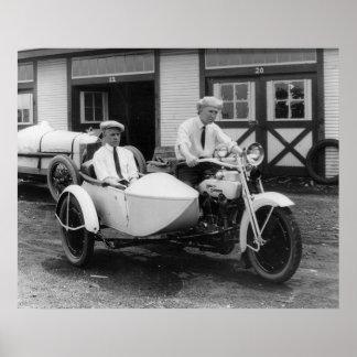 Necesidad de Speed, 1922 Póster