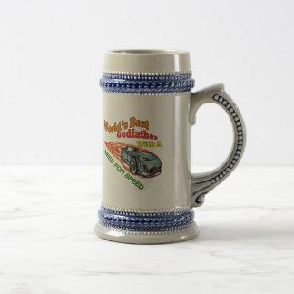 Necesidad del padrino de regalos del día de padre  tazas de café