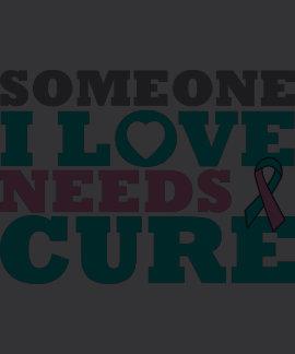 Necesidad hereditaria del cáncer ovárico del pecho camisetas
