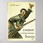 Necesidades de Francia - poster