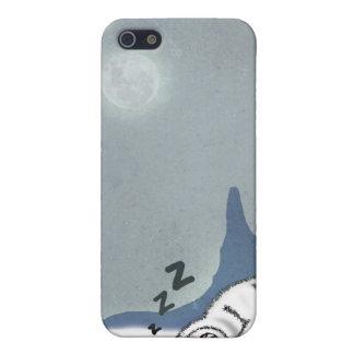 Necesidades de Yeti de dormir también iPhone 5 Carcasas