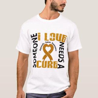 Necesita a un cáncer del apéndice de la curación 4 playera