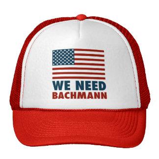Necesitamos a Micaela Bachmann Gorro