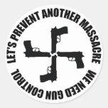 Necesitamos el control de armas
