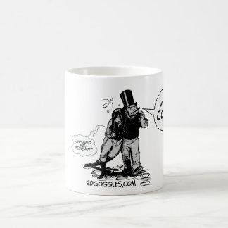 Necesitamos la taza de café