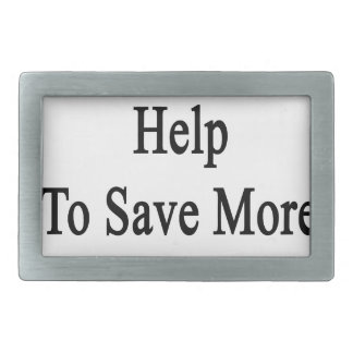 Necesitamos su ayuda ahorrar más monos hebilla de cinturon rectangular