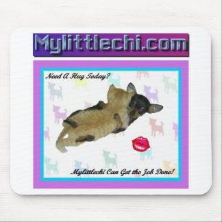 Necesite Hug_Mylittlechi.com Tapete De Raton