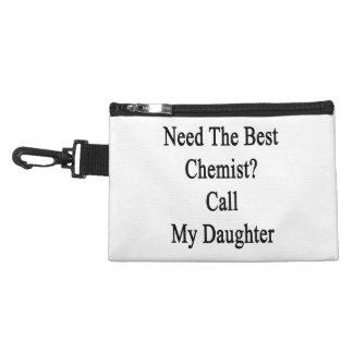 Necesite la mejor llamada del químico mi hija