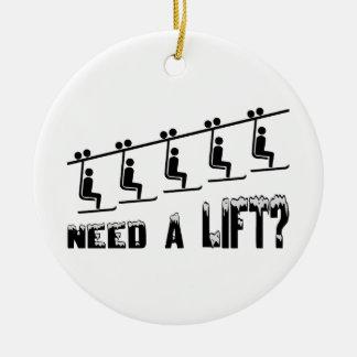 Necesite un remonte ornaments para arbol de navidad