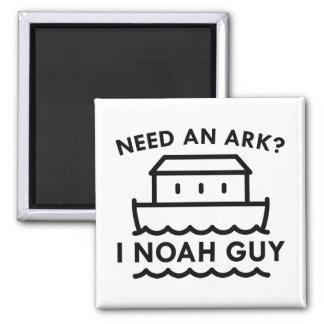 ¿Necesite una arca? I individuo de Noah Imán Cuadrado