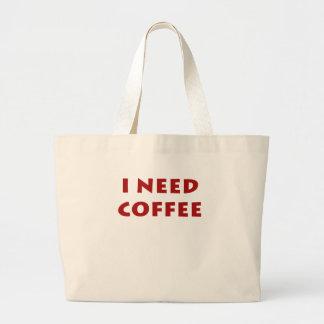 ¡Necesito el café! Bolsa