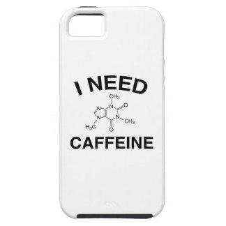 Necesito el cafeína iPhone 5 cárcasas