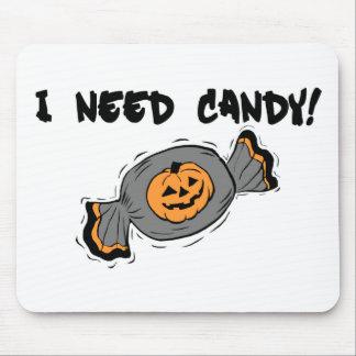 Necesito el caramelo tapete de ratón