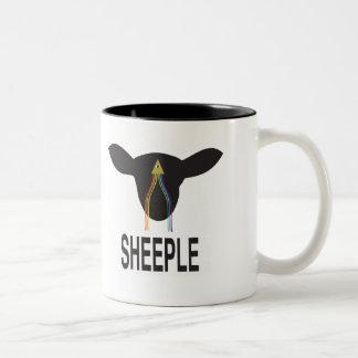¡NECESITO ESTA TAZA DESPERTAR SHEEPLE!!!