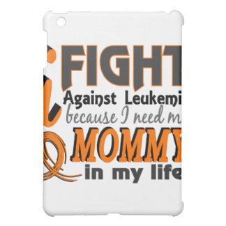 Necesito mi leucemia de la mamá
