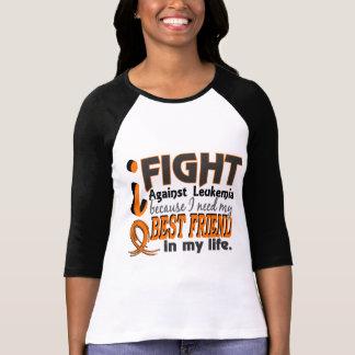 Necesito mi leucemia del mejor amigo camiseta