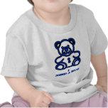 Necesito un azul del oso del abrazo los regalos de camisetas