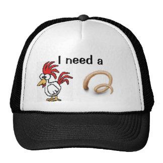 Necesito un cóctel gorras de camionero
