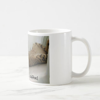 ¡Necesito un poco de café! Taza De Café