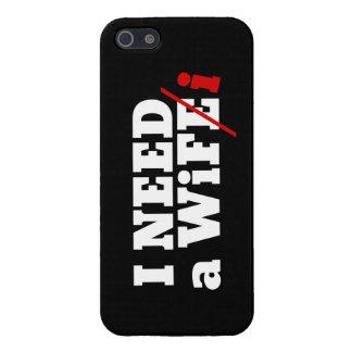 Necesito un wifi iPhone 5 carcasa