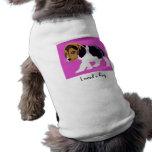 Necesito una camiseta del perro del abrazo camisetas mascota