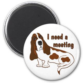 Necesito una reunión imán redondo 5 cm
