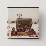 Necessaire belonging to Napoleon I Button