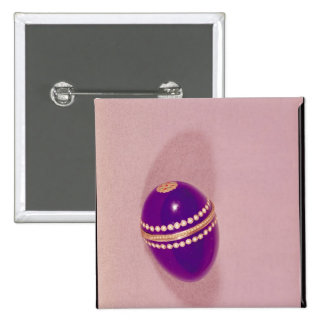 Necessaire in the shape of an egg, Sevres, 1775 2 Inch Square Button