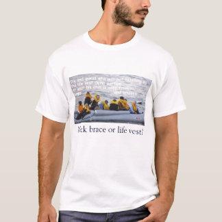 Neck brace or life vest? T-Shirt