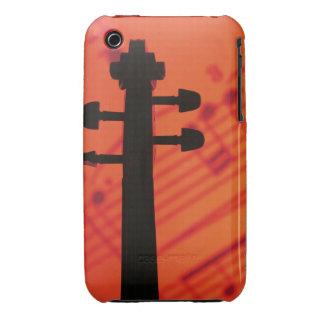 Neck of Violin iPhone 3 Case-Mate Case