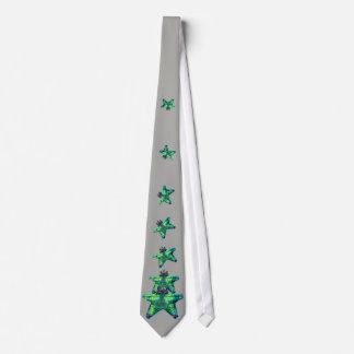 "neck tie ""Crazy Rhino-Stars"""