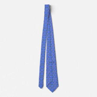 Neck Tie with retro Vintage Action Man design.